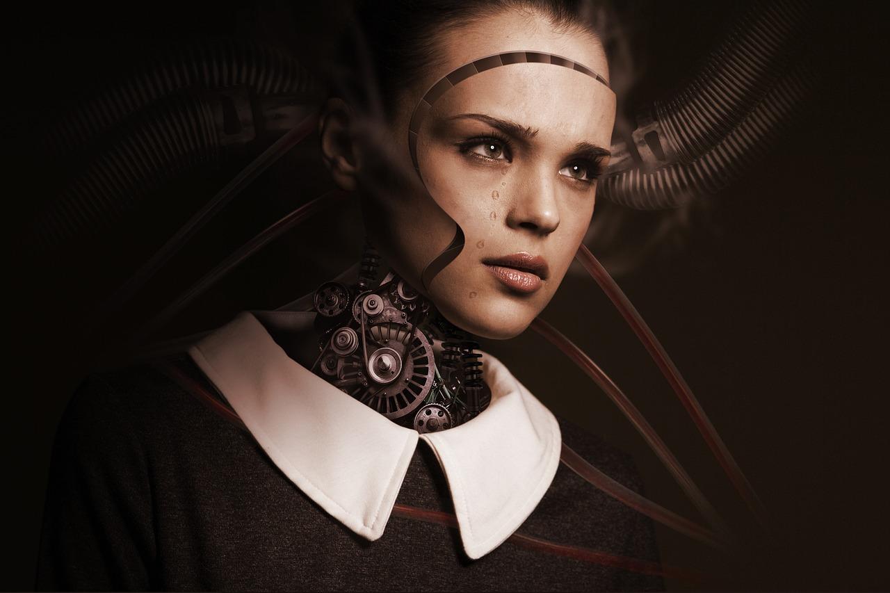 Een robot wordt mens